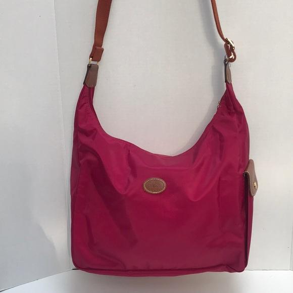 Longchamp Handbags - Brand New! Longchamp Le Pliage Convertible Hobo e7a1f1f43b1f7